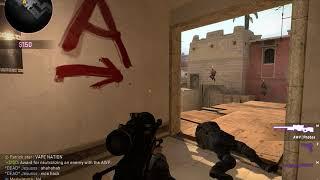 Counter-strike  Global Offensive   Schuss mit GeForce GTX