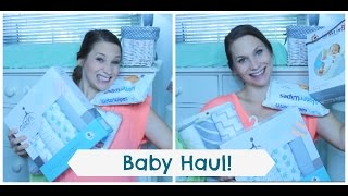 Baby Haul - Gender Neutral - Everything I Need for Baby #3!