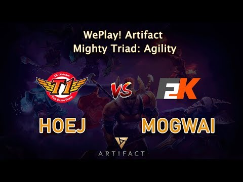 Mogwai vs Hoej vod
