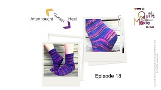 18 Afterthought Gusset Heel