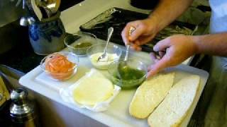 Cooking Videos, Lessons: Italian Garlic Bread with a twist | The Vowel Chef