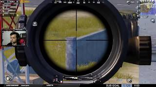 Double Awm gameplay, 1v4s Pubg Mobile Stream Highlights