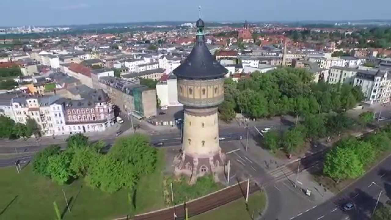 wasserturm nord in halle saale youtube. Black Bedroom Furniture Sets. Home Design Ideas