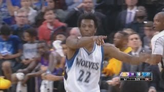 Andrew Wiggins Full Highlights 47 Points 3 Assists Lakers @ Timberwolves 11/13/2016