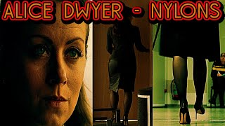 Alice dwyer hd nylons pantyhose collant strumpfhose on ard