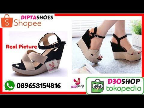 Jual Sepatu Wanita Online Murah | Grosir Sepatu Wanita Online Murah 089653134816