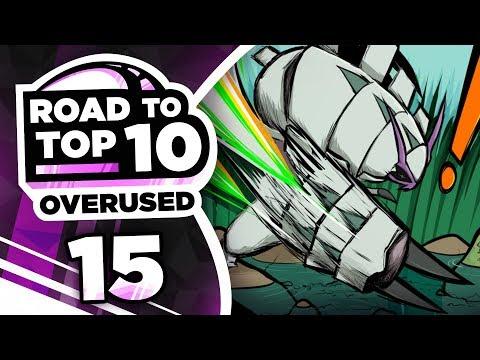 Pokemon Showdown Road to Top Ten: Pokemon Ultra Sun & Moon OU w/ PokeaimMD #15
