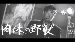 土屋啓之助監督『肉体の野獣』(1960) 予告編 thumbnail