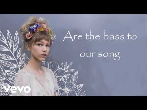 Grace Vanderwaal - City song live at ACL (lyric video)