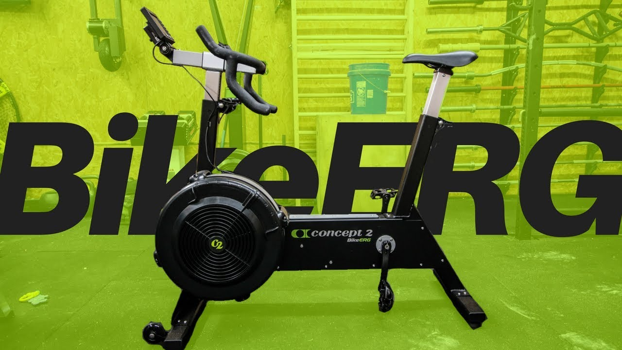 Concept bikeerg review assault bike replacement youtube