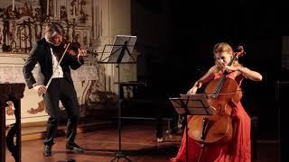 Reinhold Glière Berceuse and Canzonetta
