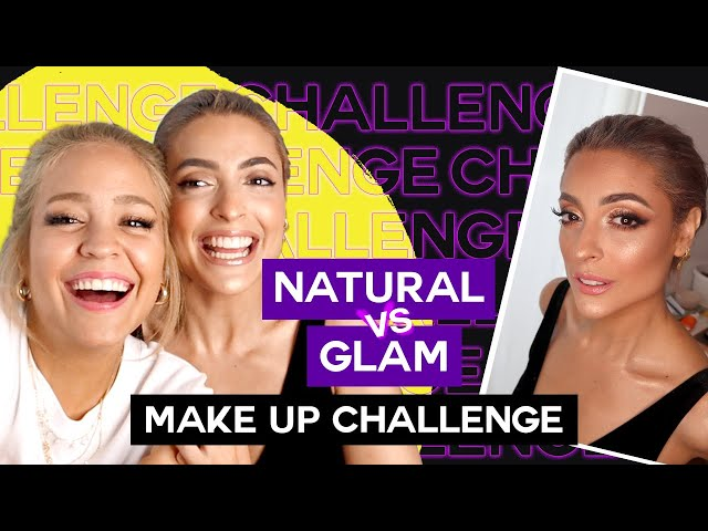 ¡IMPRE LA DIFERENCIA! Tutorial MakeUp Natural vs. Glam con @Erianaliaa