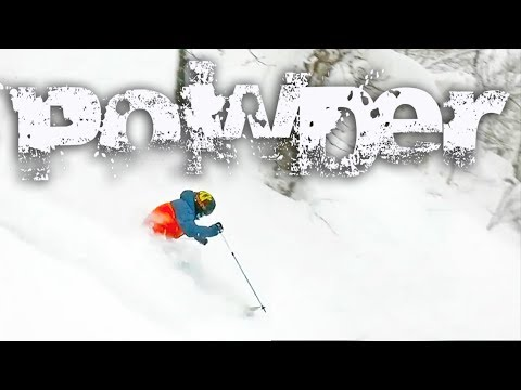 POWDER SKIING | Paul Lorenz on a day off
