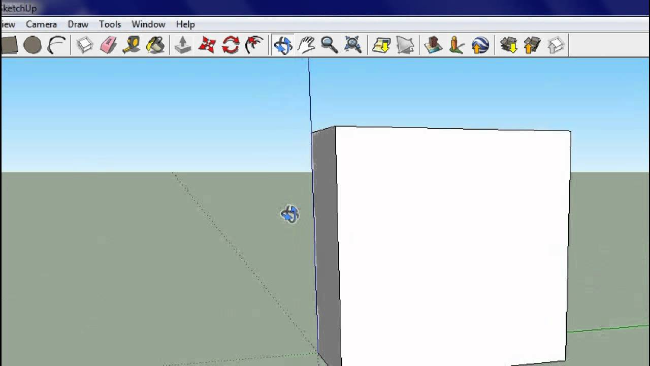 How to import images into google sketchup 8 youtube for Sketchup import