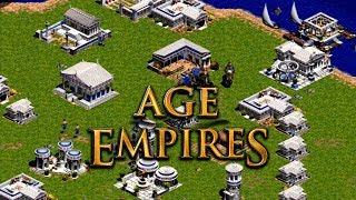 JUGANDO con PALMIRA | AGE OF EMPIRES (1997)