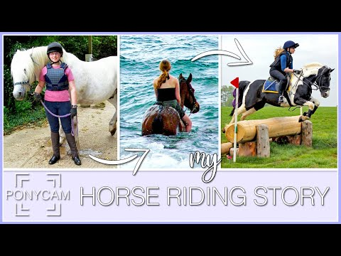 My Horse Riding Story | PonyCam