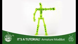IT´S AN ARTEFACT! Armature ModiBot