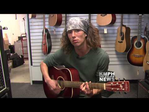 KAI THE HATCHET WIELDING HITCHHIKER'S ORIGINAL SONG [OFFICIAL VIDEO]