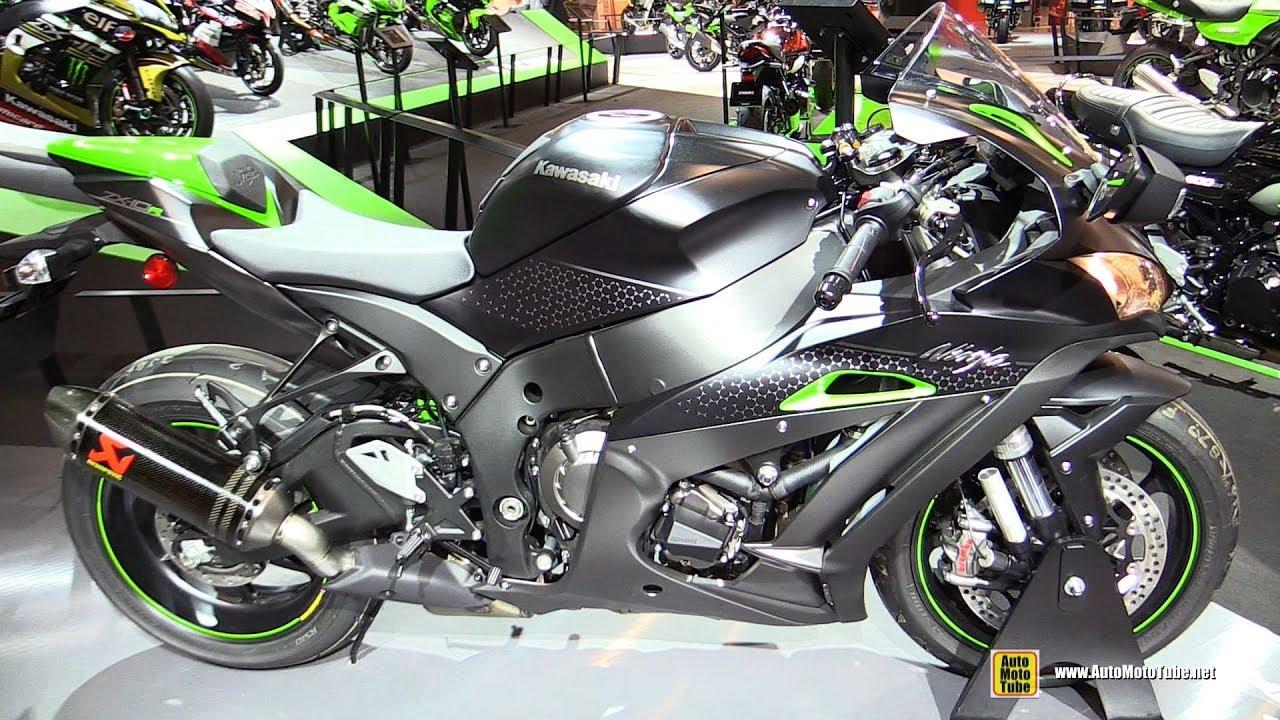 2018 Kawasaki Ninja ZX10R SE
