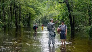 Etats-Unis : l'ouragan Florence reste une menace