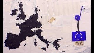 Die Geschichte der Europahymne | Karambolage | ARTE