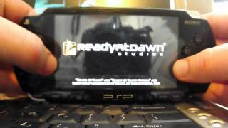 Review- Sony PSP 1001 {HD}