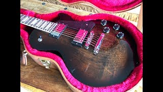 Gibson Les Paul Studio Smokehouse Burst 2018 Unboxing
