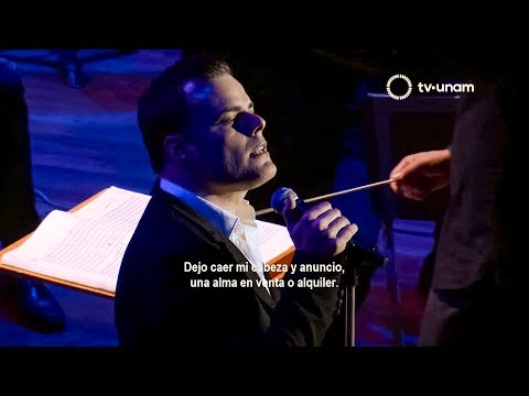 Marc Martel + Symphonic Queen -  in Mexico
