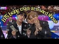 BTS BEING EXTRA AT AWARD SHOWS - funny and weird bts moments - yoongihearteu