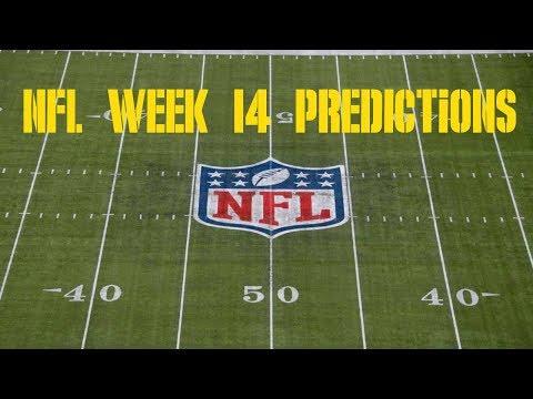 NFL Week 14 Predictions