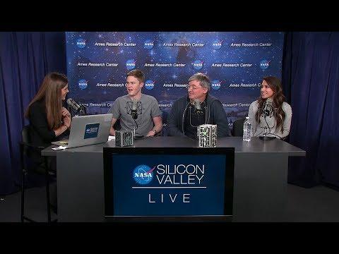 NASA in Silicon Valley Live - Episode 04 - Meet NASA in Silicon Valley