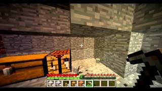 Lets Play Minecraft #001 Haus bauen( Deutsch) HD