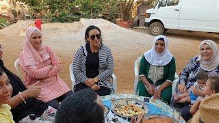 ممثلة مغربية قامت بزيارة لالة حادة ! أجيو تعرفو شكون هي