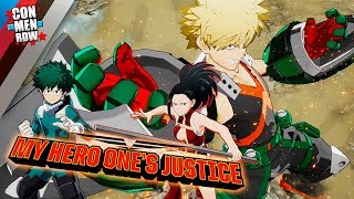 BAKUGO BLOWS AWAY THE COMPETITION!! | My Hero One