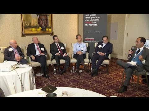 'New Drivers of Change in Credit Markets' - San Francisco Panel Session