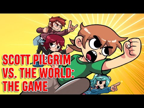 Scott Pilgrim vs. The World: The Game – Complete Edition   Bojan JOVANOVIĆ  