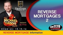 Reverse Mortgage:  San Diego Union Tribune's Successful Aging Expo on October 8, 2016