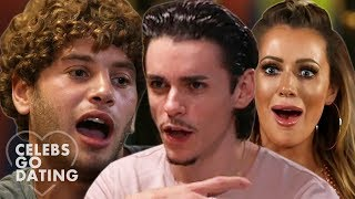 What You SHOULDN'T (or Should? 🤔) Say on a Date with Olivia Attwood & More Pt.1! | Celebs Go Dating