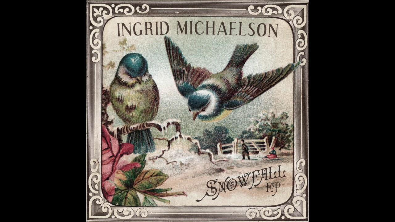 Ingrid Michaelson Everybody Album Cover