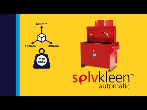 Solvkleen Automatic