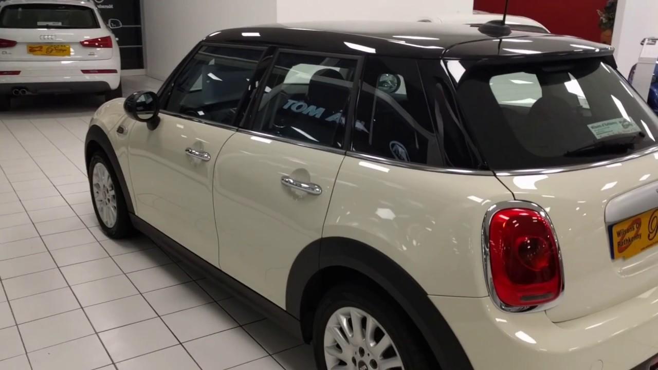Mini cooper d 5 door hatch pictures - 2015 Mini Cooper 1 5d Chili 5 Door White