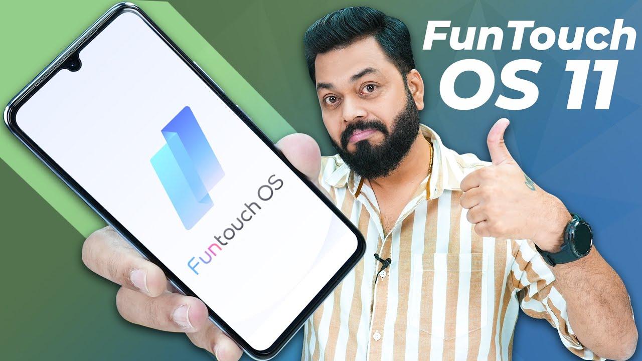 FunTouchOS 11 Hands-On & Top Features ⚡ Top Features Of FunTouchOS 11