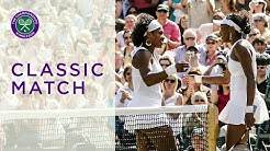 Venus Williams vs Serena Williams   Wimbledon 2008 Final Replayed