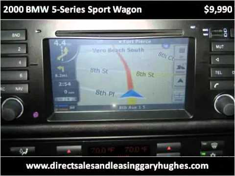 2000 BMW 5-Series Sport Wagon Used Cars Vero Beach FL