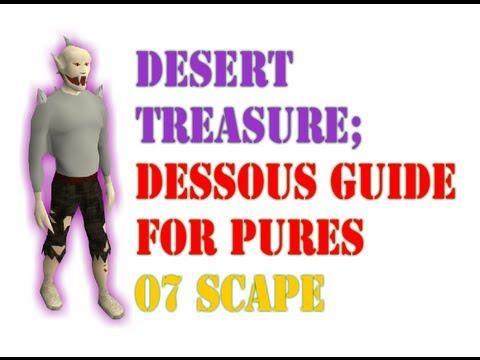 Desert treasure - Dessous guide for pures - 07 Scape