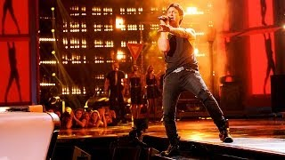 "Jeff Gutt ""I Just Died In Your Arms Tonight"" - Live Week 3 - The X Factor USA 2013"