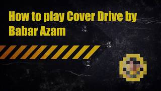 Baber Azam giving tips for Cover Drive | How to play cover drive by Babar Azam | Asif Mughal