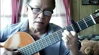 Cỏ Úa (Lam Phương) - Guitar Cover by Bao Hoang