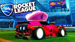PERFECT KICKOFF PLAY on Rocket League with The Crew!
