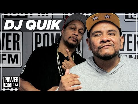 DJ Quik- New single World Girl, Meeting Guns N' Roses with Eazy-E, Writing for Snoop and more!